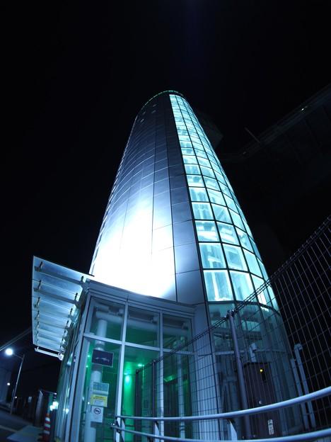 東京ゲートブリッジ昇降口