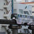 東京モノレールキキラララッピング