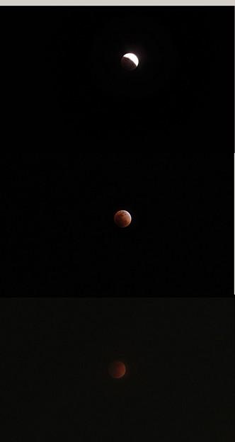 写真: 180131 月食