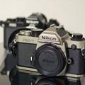 写真: 我が愛機シリーズ Nikon New FM2