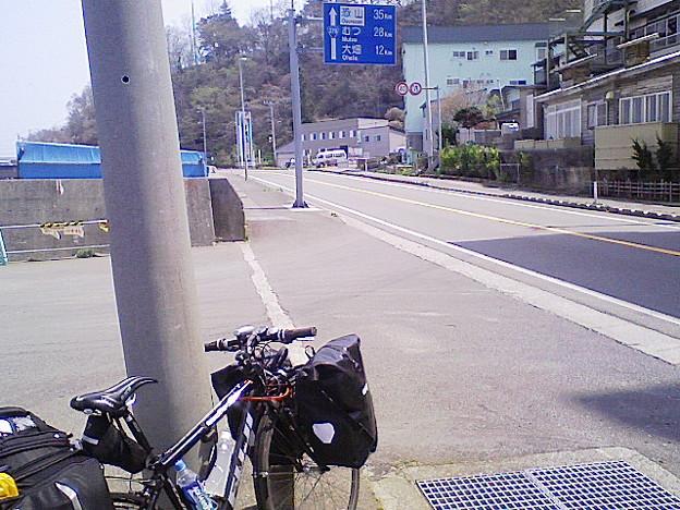 (自転車)20090501 004_恐山近し