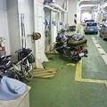Photos: (自転車)20090506 009_青森→函館のフェリー内