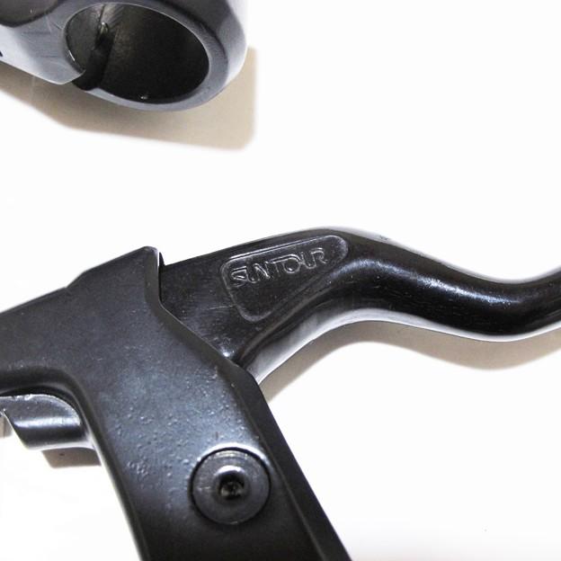 SUNTUOR XC カンチ ブレーキレバー ブラック