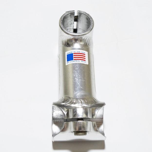 USA製 CONTROLTECH 1インチ アヘッドステム シルバー