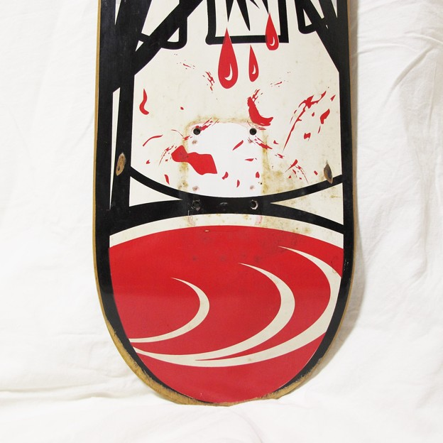 ALIEN-WORKSHOP JASON-DILL DECK