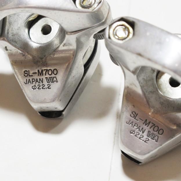 SHIMANO DEORE-XT SL-M700 シフトレバー