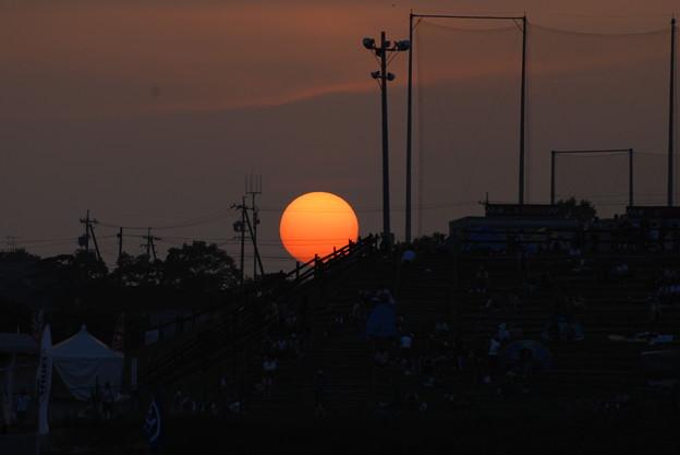Photos: あの日見た夕陽