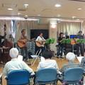 デイサービスセンターでのボランティア演奏(1)IMG_3467