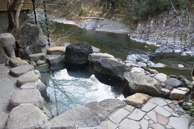 Photos: 龍神温泉上御殿の露天風呂 IMG_4285