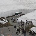 Photos: 2.立山雪の大谷FK3A0478
