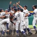 Photos: 2019-08-22 地元の履正社優勝