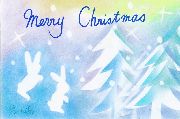メリークリスマス!! by ふうさん