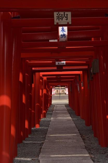 小泉稲荷神社