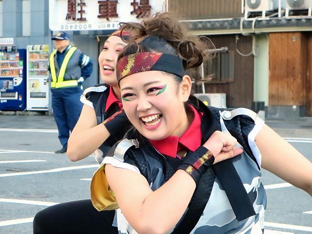 愛知淑徳大学よさこい探究会「鳴踊」