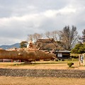 Photos: 巨大わらかがし『宇宙戦艦ヤマト』