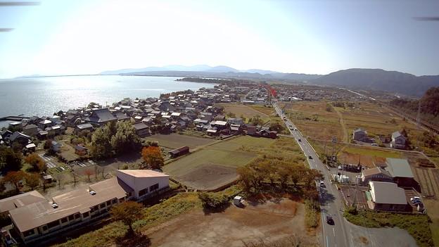 滋賀県 海津周辺