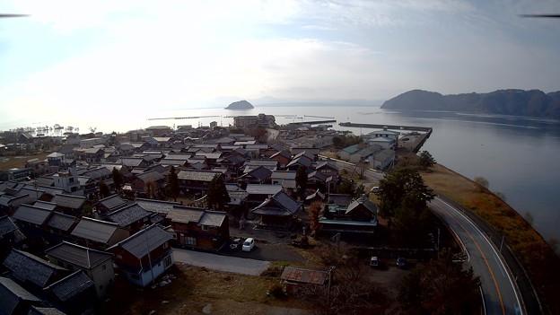 尾上漁港〆滋賀県長浜市湖北町