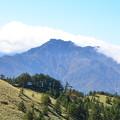 Photos: 石鎚山を望む