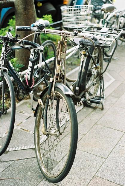 Photos: 運搬自転車