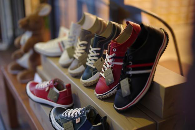 素敵な靴屋さん