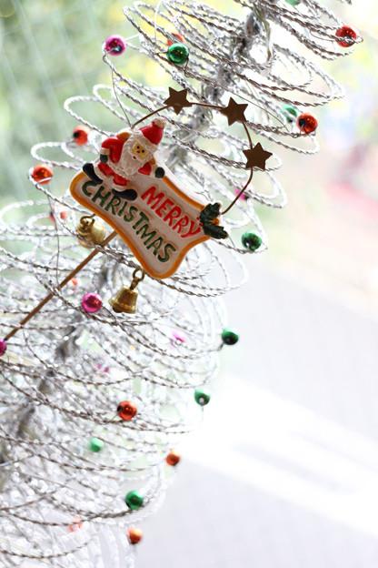 医院もクリスマス