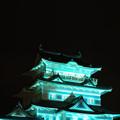 Photos: 小田原城プロジェクションマッピング