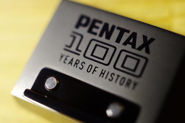 Photos: 100周年記念ホットシュー