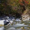 Photos: 紅葉渓谷