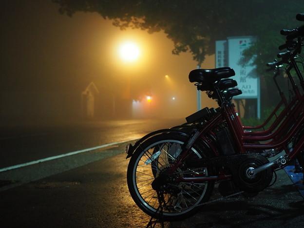 霧の箱根路