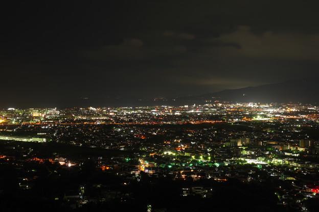 近所からの夜景