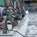Photos: 漁師道具