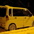 Photos: 雪の中も