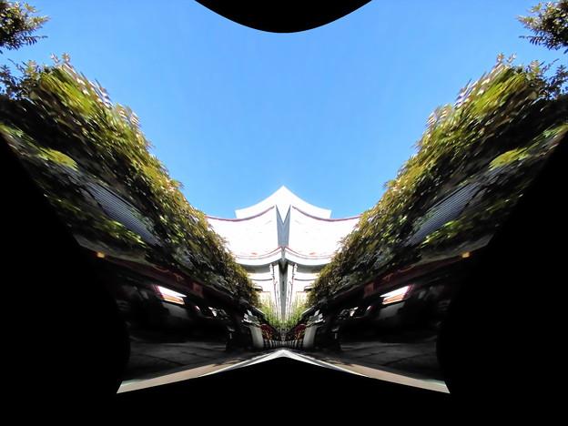 写真: 品川宿商店街-04b