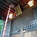 Photos: 宇山稲荷神社-06拝殿b