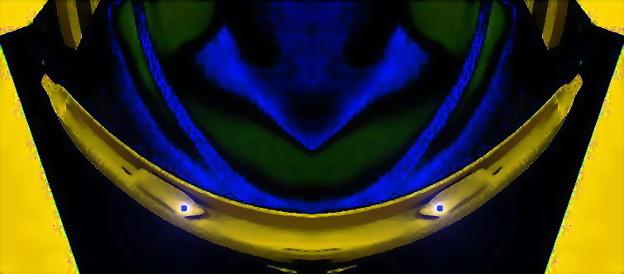 Photos: boomerang of Satan-01b