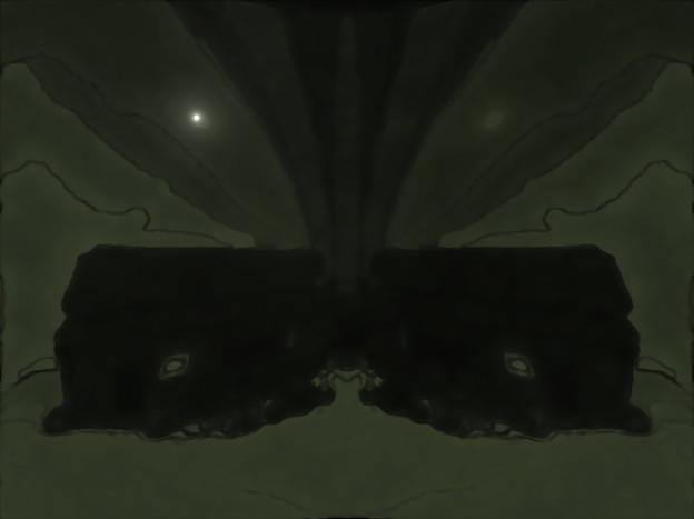 丑三つ時-04b木戸番(番小屋)と(自身)番屋_木戸番(番小屋)