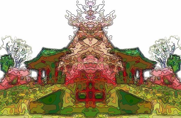 目黒不動尊-桜14b(1-5)
