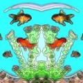 写真: 金魚鉢-02c