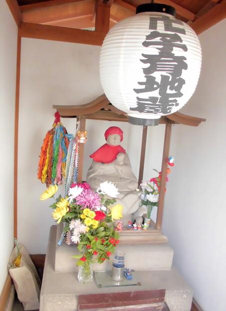 子育地蔵_千羽鶴-01