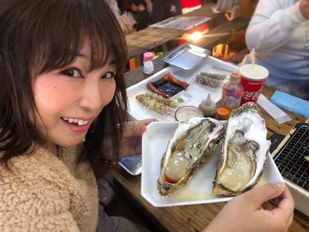 海鮮焼きランチ