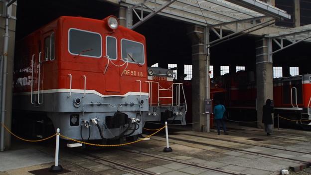 津山まなびの鉄道館 (9)