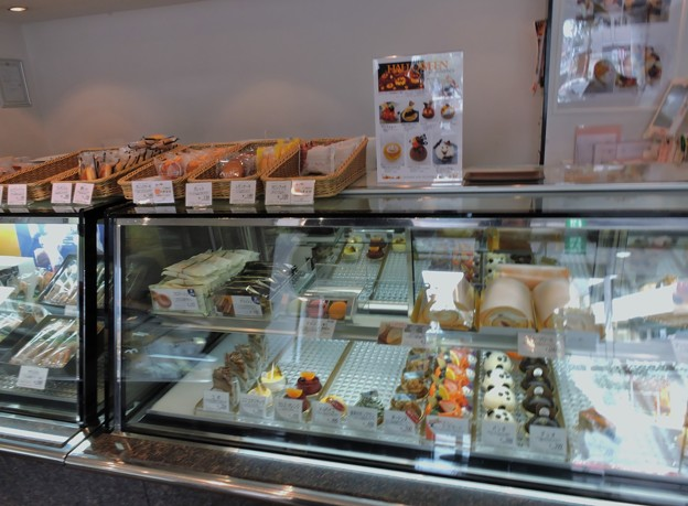 Photos: 洋菓子店