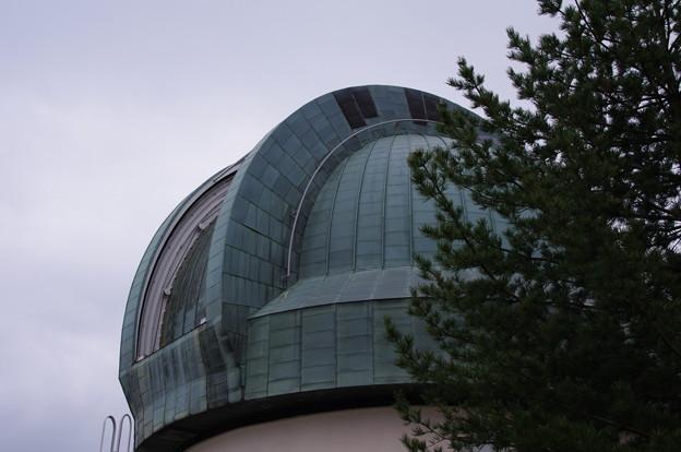 堂平山の天文台