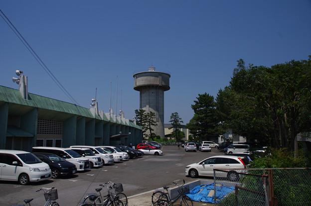 元宿浄水場