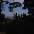 両崖山の展望台