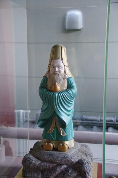 宗慶寺の福禄寿様