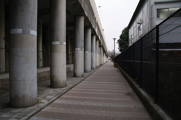 森ヶ崎海洋公園