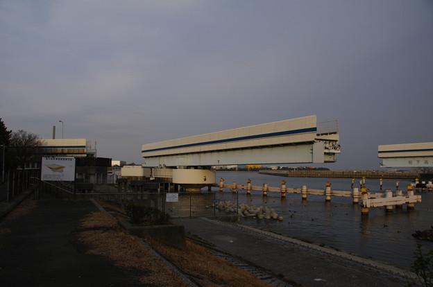 羽田可動橋