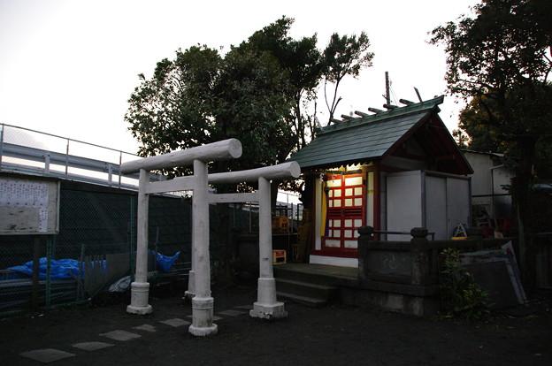 羽田水神社
