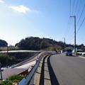 写真: 岩堂山